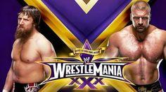 Daniel Bryan vs. Triple H (If Bryan wins, he gets entered into the WWE World Heavyweight Title Match) #WWE
