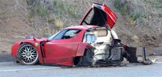 Car loss $1 Million bucks! Waiting list for a new one - 2 years; When can son drive Dad's car again - next life time; When will kid not be grounded and see the light of day same day the polar ice caps melt; but he is still alive…. Priceless… Car only...