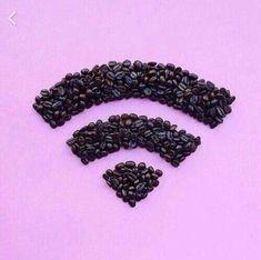 Koffie en WiFi, maar heb ik niet nodig...