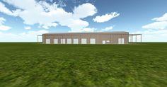 Cool 3D #marketing http://ift.tt/2esHbFq #barn #workshop #greenhouse #garage #roofing #DIY
