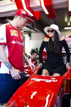 A few more pics from Monaco – Minttu Virtanen The Iceman, Michael Schumacher, Races Fashion, Ferrari F1, F1 Drivers, F1 Racing, Car And Driver, Formula One, Motogp