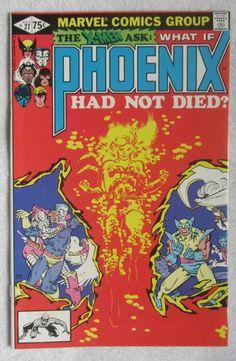 What If? #27 (Jul 1981, Marvel) Frank Miller cvr VF+ 8.5