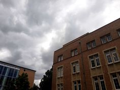 #buildings #cloud formation #clouds #cloudy #cloudy skies #cloudy sky #grey skies #grey sky #multi storey buildings #rainy #trees #university #university of melbourne
