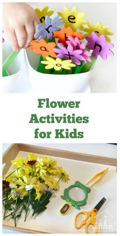 Our list of fun flower activities for kids is full of ideas for making, painting, exploring and learning with flowers of all shapes and sizes. Taken from our own archives and sourced from our favourite bloggers from around the world. Which one will you try first?