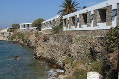 Aris Konstandinidis - Xenia Myconos Hotel Xenia Hotel, Myconos, Built Environment, House Styles, Building, Vintage, Home, Architectural Photography, Modernism