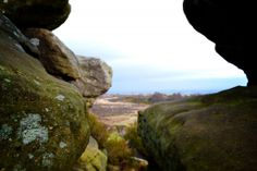 Brimham Rocks close up