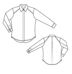 Блузка: Burda 10/ 2013/ 114 / Burdastyle