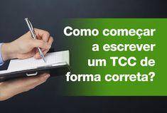 Como começar a escrever um TCC de forma correta? Word Doc, Important Quotes, Do It Yourself Projects, Shapes