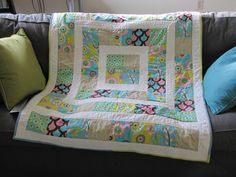 charm quilt....the older I get I only want to do quick quilts mostly