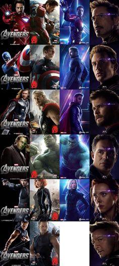 First avengers - Marvel Universe Marvel Dc Comics, Marvel Fanart, Heros Comics, Marvel Films, Funny Comics, Marvel Avengers, Avengers Memes, Marvel Memes, Hawkeye Marvel
