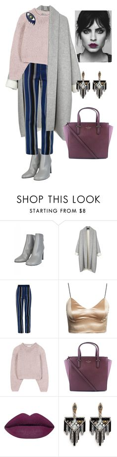 Untitled #59 by aleziya on Polyvore featuring Chloé, Proenza Schouler, STELLA McCARTNEY, Kate Spade, Lulu Frost, Topshop, women's clothing, women's fashion, women and female