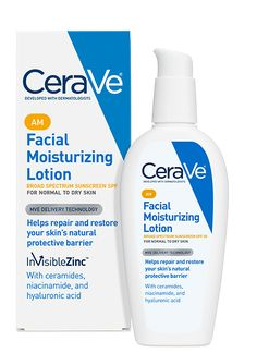 CeraVe AM Facial Moisturizing Lotion - Physical SPF