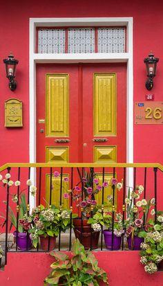 Door in Turkey°°