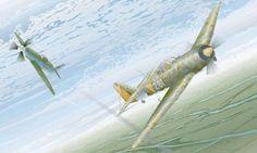 Koolhoven FK-58 vs. Heinkel He 100
