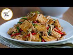 Salteado de Tofu con Brotes de Soja | Receta de Tofu - YouTube