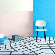 Fresh Cut Graph /Flotex flocked flooring or digitally printed vinyl.