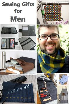 Sewing Gifts for Men