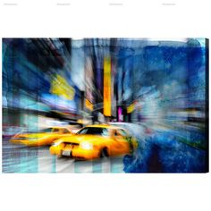 Cab Blues