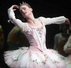Gillian Murphy as Aurora at the American Ballet Theater
