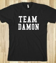 team damon salvatore - the vampire diaries