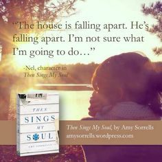 See why so many are saying this book requires a box of tissues...  ...and if you've already read it, please leave an honest review here: http://www.amazon.com/Then-Sings-My-Soul-Novel/dp/1434705455