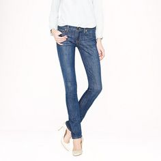 J.Crew Matchstick jean in Old Glory / sale