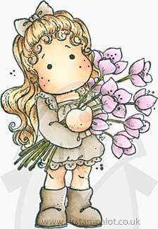 Magnolia Sweet Christmas - Tilda With Hellebores
