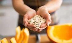 5 Super Seeds to Eat More Often Vitamin D, Seeds, Vegetables, Eat, Breakfast, Food, Pumpkins, Herbs, Chilis