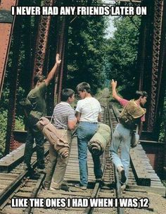 Best 50 Stand By Me Friendship Quotes Soaknowledge