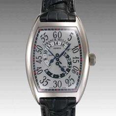 フランク・ミュラーコピー フランクミュラートノウカーベックス ダブルレトログラード ナイトアンドデイ8880DHR ブランドコピー スーパーコピー 腕時計コピー