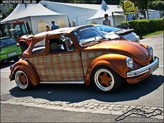 Bugging Out: Bad Ass VW Beetles You Won't Be Embarrassed to Own - Carponents