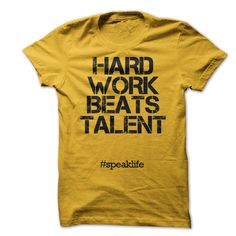 [Popular Tshirt name list] HARD WORK BEATS TALENT Good Shirt design Hoodies, Funny Tee Shirts