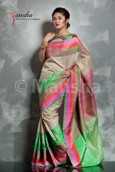 Indian Jewellery and Clothing: kanjeevaram sarees Mansha
