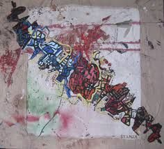 painting on maps - Google Search
