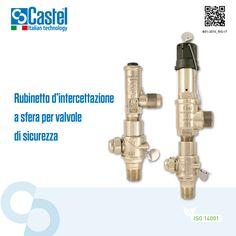 #Castel #refrigerazione #componenti #rubinetti #intercettazione #sicurezza #azienda #prodotti #QRcode #GoGreen #Italia #technology #madeinItaly