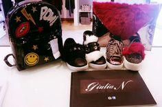 A breve in negozio #GiuliaN #solodaglam #solocosebelle #tendenza #stile #moda #fashion #qualità #GLAM #viasalaria384 #casteldilama