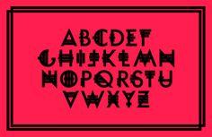 Avaricya typeface by Jorge León Dumpiérrez, via Behance