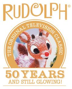 Rudolph Turns 50! Rudolph Prize Pack Christmas Giveaway.