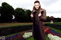 Exclusive! See bonus shots from Tom Hiddleston's GQ shoot