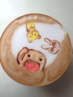 Domo Latte Art
