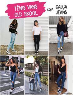 Vans Old Skool Girl, Vans Old Skool Outfit, Vans Shoes Old Skool, Old School Vans, High Top Vans Outfit, Vans Outfit Girls, Black Sneakers Outfit, Dresses With Vans, Outfits With Black Vans