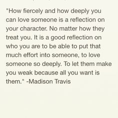 When you think you are a fool for loving someone, read this.