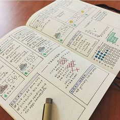 Bullet journal exemple by @journal_egg. If you want more inspiration : @bulletjournal_inspiration @bulletjournalers Enjoy ! #bulletjournal #bulletdiary #bulletjournalcommunity #bulletjournalinspiration