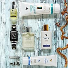 Look, smell and feel impeccable with Forever's range of products, designed to keep you well-groomed #ForeverXmas