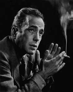 Old Hollywood Cinema — Humphrey Bogart photographed by Yousuf Karsh. Humphrey Bogart, Bogart And Bacall, Golden Age Of Hollywood, Hollywood Stars, Classic Hollywood, Old Hollywood, Hollywood Cinema, Fotografia Pb, Living Puppets