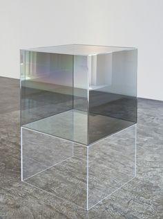 Series II Cube | Larry Bell, Series II Cube (1985)