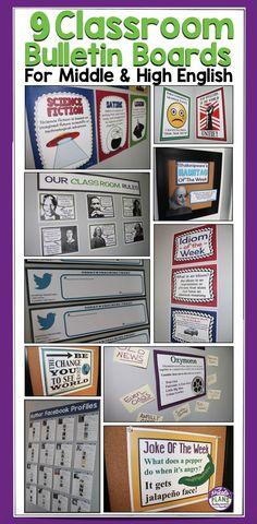 9 Classroom Bulletin