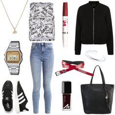 Jeden Tag ein Outfit