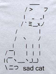 30+ Best ASCII CAT - Cat Text Art Copy and Paste - Emoji For U