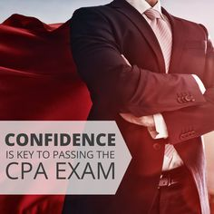 While studying plays an important role in passing the #CPAExam, what's equally important is having confidence in yourself. See how this trait contributes to success on your road to licensure.